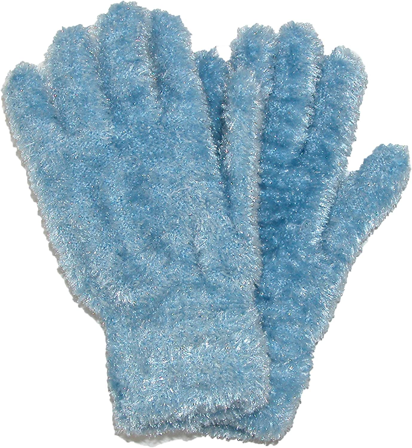 CTM Women's Chenille Solid Winter Stretch Gloves