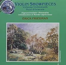 Violin Showpieces Virtuose Violinmusik / Pezzi di bravura