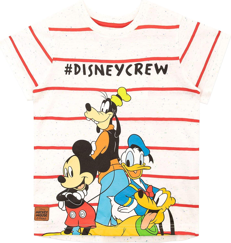 Disney Boys' T-Shirt Mickey Mouse