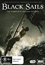 Black Sails Season 2 (DVD)