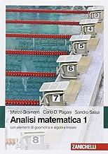 Scaricare Libri Analisi matematica 1. Con elementi di algebra lineare PDF