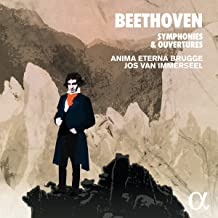 Beethoven Symphonies Ouvertures