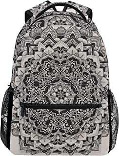 Mochila étnica hippie Mandala mochila mochila escolar bolsa de senderismo mochila de viaje