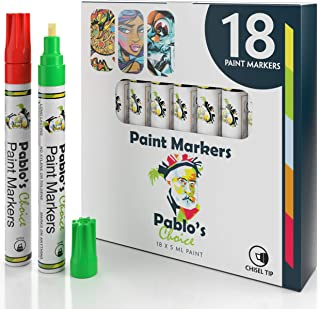 Best nissen paint markers Reviews