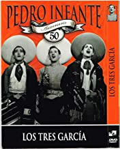 LOS TRES GARCIA (EDICION ESPECIAL LIMITADA) [NTSC/Region 1 and 4 dvd. Import - Latin America]. (Subtitles: English, French, Portuguese)