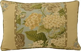 Waverly Garden Glory Decorative Pillow, 14 x 20, Mist