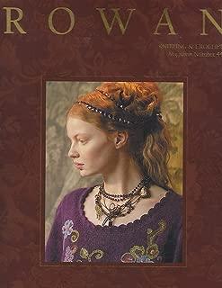 Rowan: Knitting & Crochet - Magazine Number 44 (30th Anniversary)
