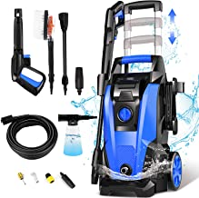 Sponsored Ad – High Pressure Washer, Electric Power Washer 2000W 135Bar 6L/Min Jet Washer Power Cleaner With Turbo Nozzle ...