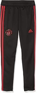 adidas 2018-2019 Man Utd Training Pants (Black) - Kids