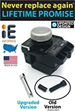 MADE IN USA Mercedes-Benz COMAND Scrolling Issue Repair (Shaft Only) Replacement Shaft Fixes Console Controller Knob Radio GPS Navigation Multi-Switch Push-Button Assembly (2008-2017)