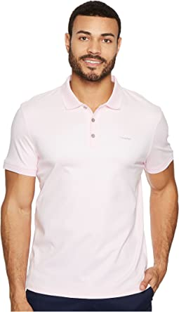 Calvin Klein - Liquid Touch Polo Shirt