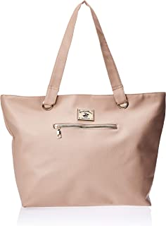 BHPC Womens Tote Bag, TAUPE - BH2686