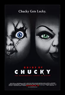 Wallspace Bride of Chucky - 11x17 Framed Movie Poster