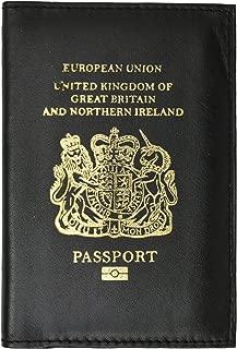 black british passport