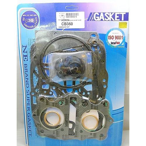 honda 70-73 cb350 cl350 sl350 engine gasket kit set