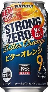 サントリー チューハイ -196℃ ストロングゼロ ビターオレンジ 350ml