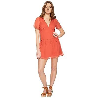 Amuse Society Midnight Love Dress (Red) Women