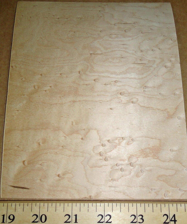 Birdseye Maple wood veneer 7