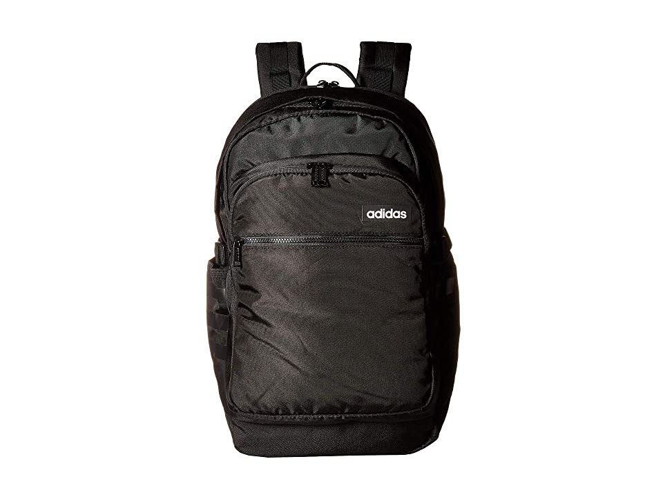 adidas Core Advantage Backpack (Black) Backpack Bags 9a4026acf81f8