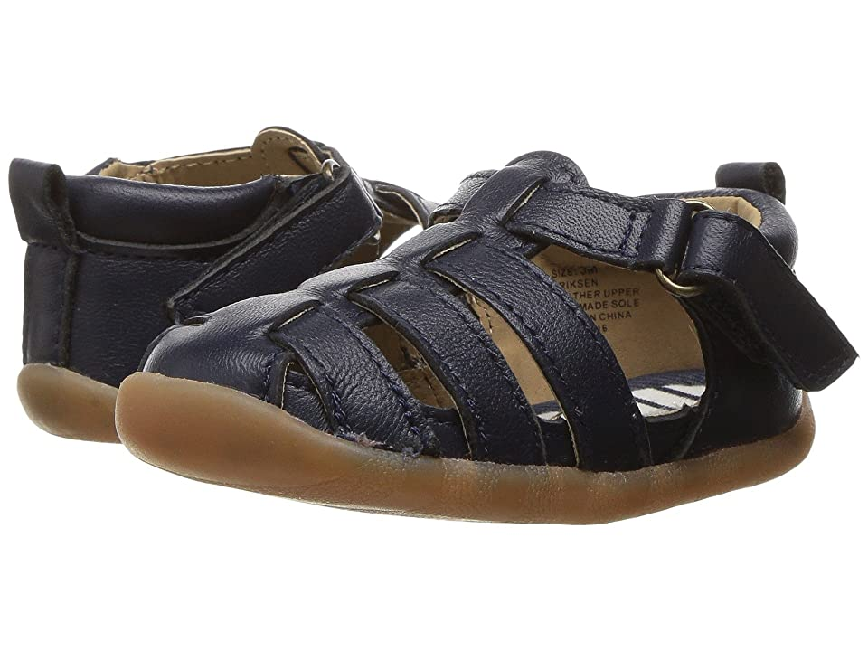 Hanna Andersson Eriksen (Infant/Toddler) (Navy) Boys Shoes