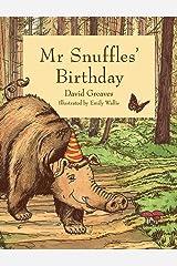 Mr Snuffles' Birthday Hardcover