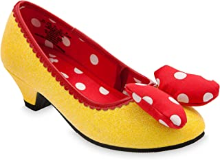 Disney Minnie Mouse Costume Shoes for Kids - Yellow Yellow