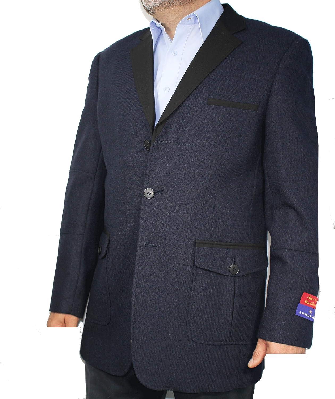 Royal Diamond 100% Wool Classic Fit Sport Coat
