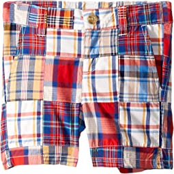Patchwork Shorts (Toddler/Little Kids/Big Kids)