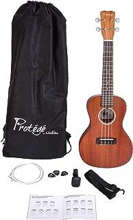 Protege by Cordoba U100CM Concert Ukulele Bundle (Amazon Exclusive)