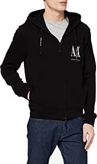 A|X Armani Exchange Men's Icon Project Embroidered Zip Up...