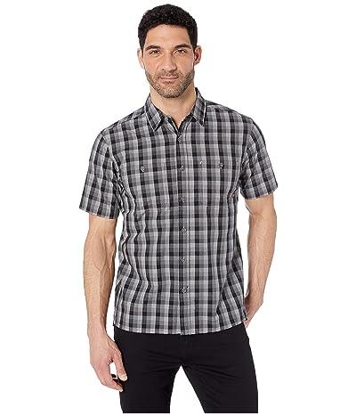 Mountain Hardwear Little Cottonwoodtm Short Sleeve Shirt (Black) Men
