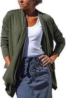 CARVE Women's Wellington Wrap Sweater
