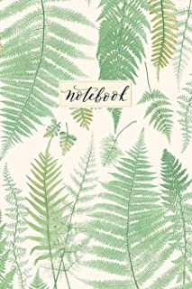 Notebook: A Sweetgrass Paper Company Journal - Greenery