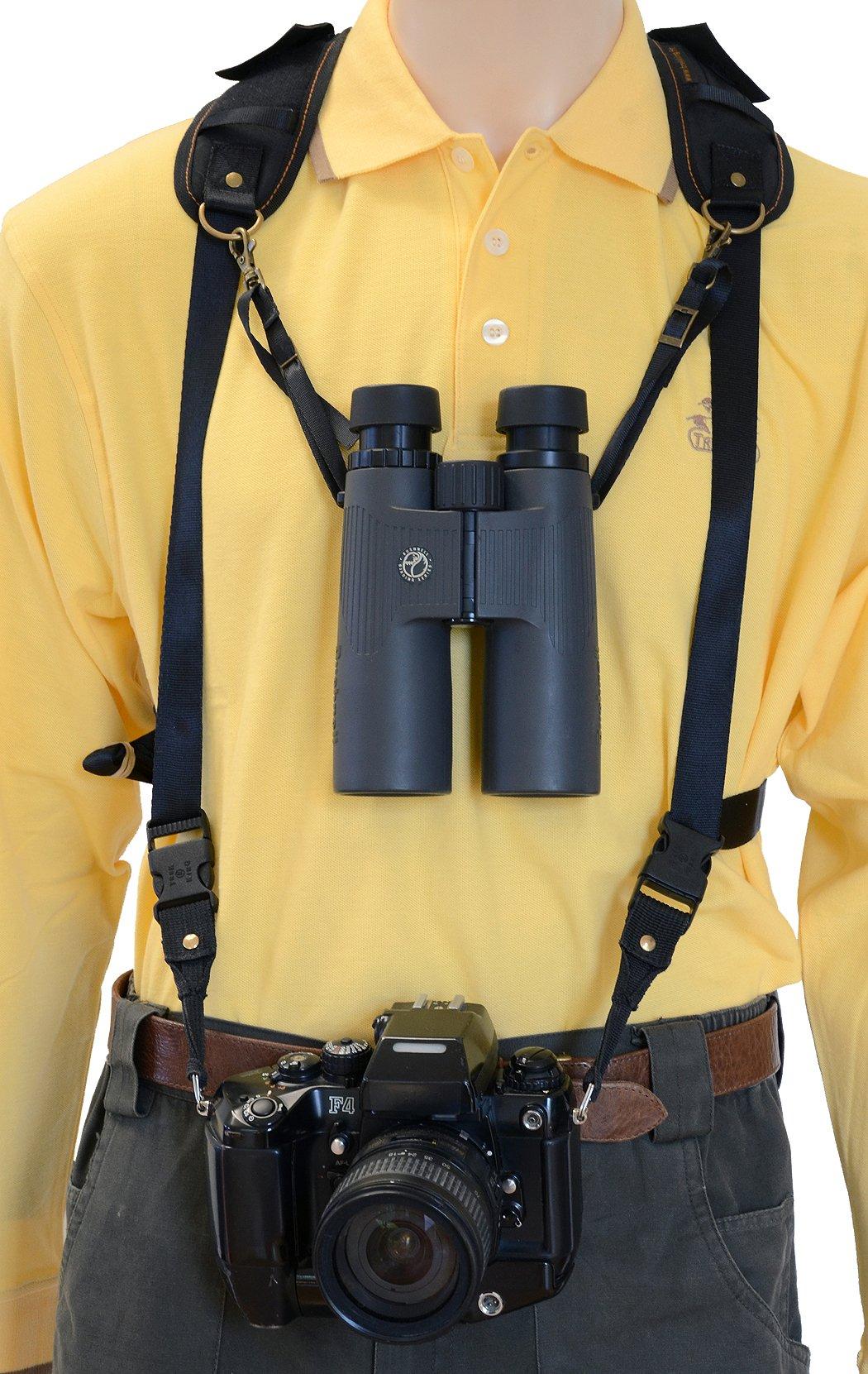 Trekking Safari Pro Arn/és para c/ámaras r/éflex negro