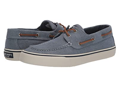 Sperry Bahama II Distressed (Blue) Men