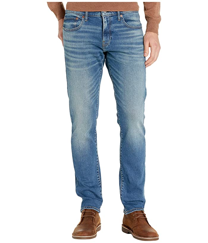 Lucky Brand  110 Skinny Jeans in Hail (Hail) Mens Jeans