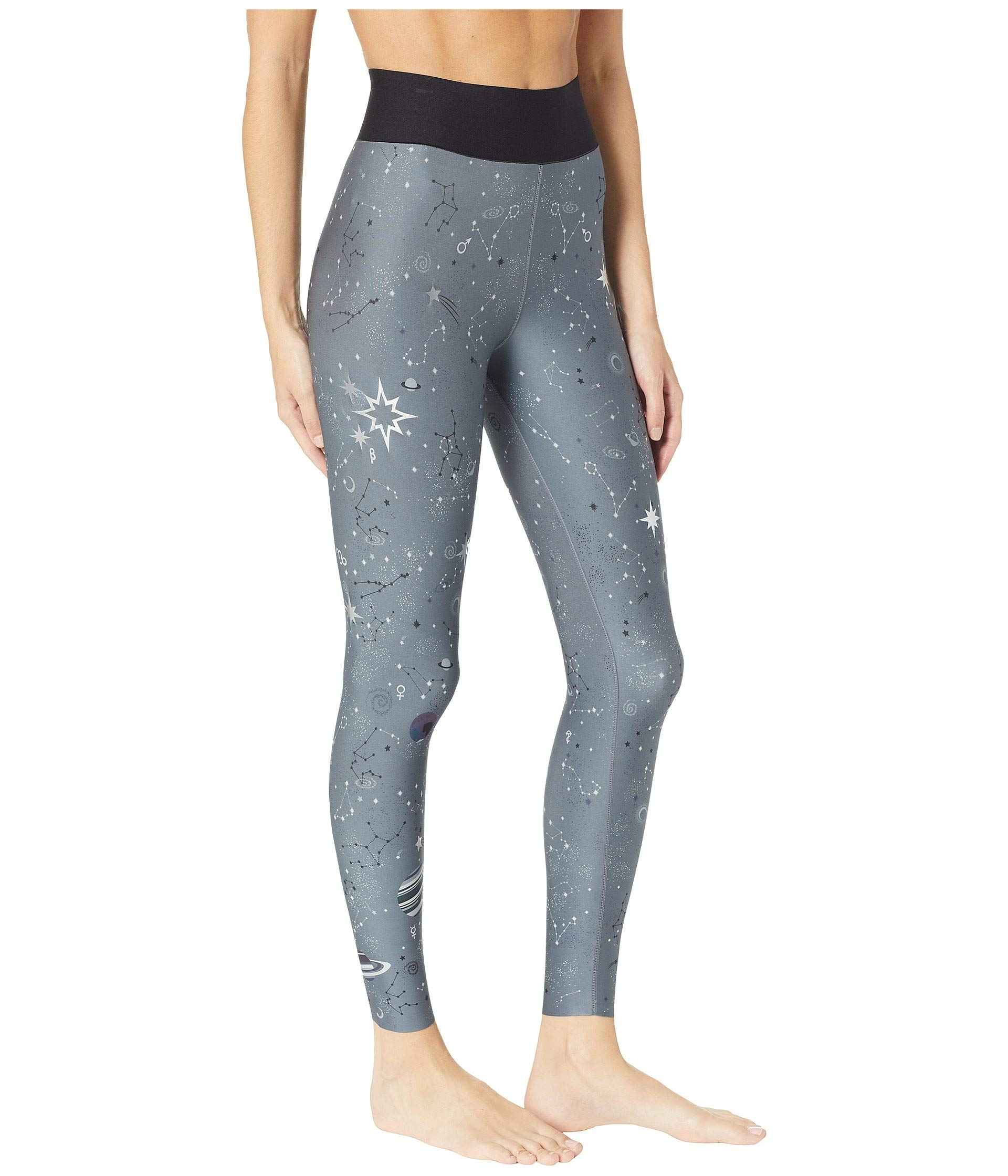 Leggings Ultracor Steel High Galaxy Ultra brushed Steel g41qZ1tprS