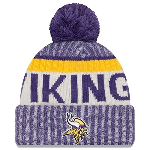 cf279524 Vikings Winter Hat: Amazon.com