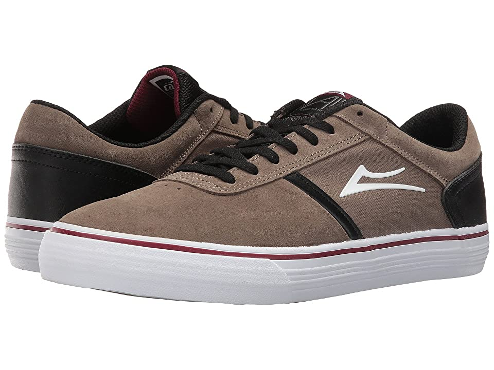 Lakai Vincent 2 (Walnut Suede) Men
