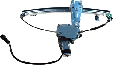 Dorman 741-557 Front Passenger Side Power Window Motor and Regulator Assembly for Select Jeep Models