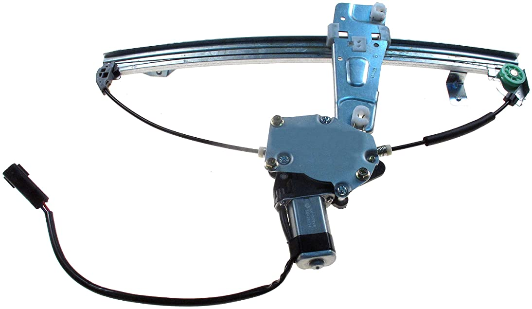 Dorman 741-557 Jeep Grand Cherokee Front Passenger Side Window Regulator with Motor ztal661833942213