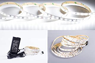 LEDUPDATES 95 CRI LED STRIP Light 450 LED chip per roll HIGH Brightness 2835 LED chip 6000K 4000K 3000K with 12v UL Listed...