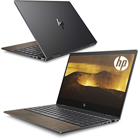 HP ノートパソコン HP ENVY x360 13 Wood Edition 13.3インチ フルHDタッチパネルディスプレイ 2in1 コンバーチブルタイプ AMD Ryzen 7/16GB/512GB SSD WPS Office付き(型番:8WE07PA-AAAB)