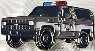 Stranger Things - Hawkins Police Car Pin