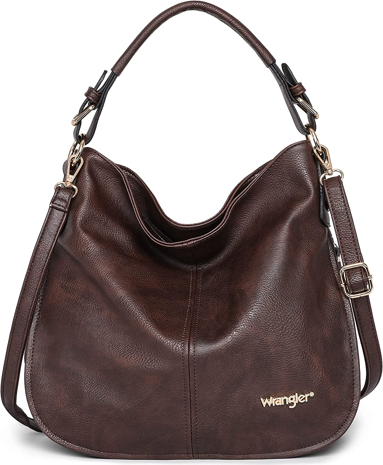 Wrangler by Montana Complete Free Shipping West Leather Tote Hobo Ranking TOP8 Wome Shoulder Bag for
