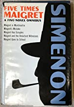 Five Times Maigret: A Maigret Omnibus by Georges Simenon (1964-06-04)
