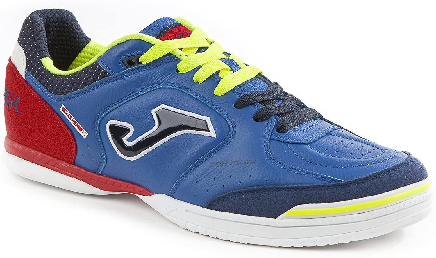 Joma Men's Futsal shoes bluee bluee White Red