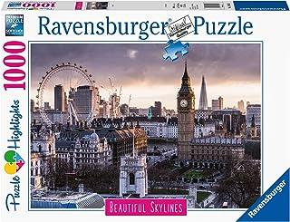 Ravensburger UK 14085 Ravensburger Skylines-London 1000pc Jigsaw Puzzle, 50 x 70 cm