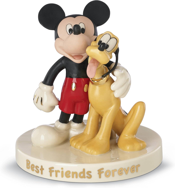 Lenox Classics Disney's Mickey Mouse's Best Friend Figurine