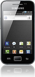 Samsung S5830 Galaxy Y Duos - Smartphone libre Android (cámara 5 MP) color negro